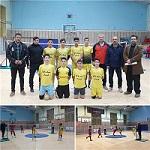 برگزاری مسابقه انتخابی پسران زیر ۱۸ سال سپک تاکرا استان همدان