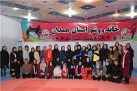 نتایج مسابقات انتخابی ووشو جوانان بانوان استان همدان