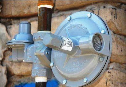 مقدار مصرف گاز در استان تا پایان آذرماه به ۲۴۴ میلیون متر مکعب رسید