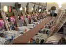 اهداء ۵۳۷ سری جهیزیه به نوعروسان تحت پوشش کمیته امداد