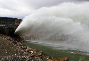 """صد درصد مخزن سد """"کلان"""" ملایر پر شده است"""