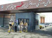 سالن ۶۰۰۰ نفری انقلاب همدان به نام شهید «قاسم سلیمانی» نامگذاری شد