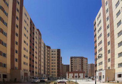 ساخت ۱۷ هزار واحد مسکونی تا سال ۱۴۰۰ در همدان