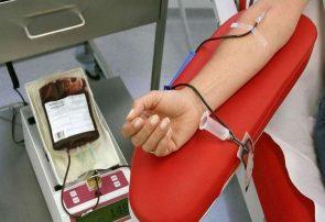 شرایط اضطراری میزان ذخیره خونی در همدان