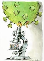 فراخوان جشنواره ملی کاریکاتور با موضوع کرونا