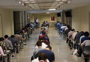 آمادگی حوزههای امتحانی همدان برای امتحانات نهایی پایه دوازدهم