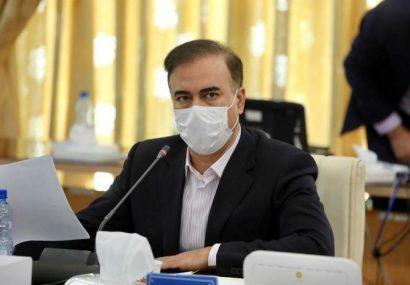 افزایش میزان ابتلا به کرونا در استان همدان در هفته گذشته