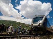 آغاز فعالیت قطار گردشگری همدان/ ۱۲۰ گردشگر به همدان سفر می کنند