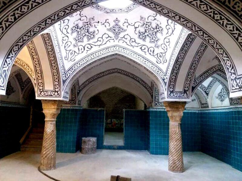 حمام کبابیان همدان مرمت می شود
