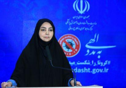 آخرین آمار کرونا در ایران؛ دو هزار و ۶۱۳ بیمار جدید /۱۶۰ بیمار کووید ۱۹ جان خود را از دست دادند