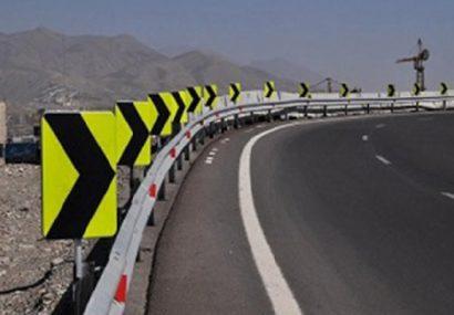 اصلاح ۴۰ نقطه حادثه خیر در محورهای مواصلاتی استان همدان