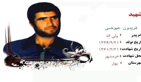 تنفس با نی زیر پای عراقیها؛ تحسین سردار همدانی از شجاعت شهید عیوضی در عملیات قراویز