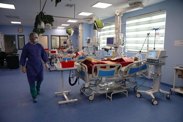 فوت ۱۷۶ بیمار کرونایی در شبانه روز گذشته