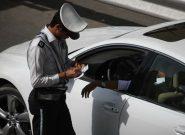 ۶۴۶ راننده در همدان یک میلیون جریمه شدند