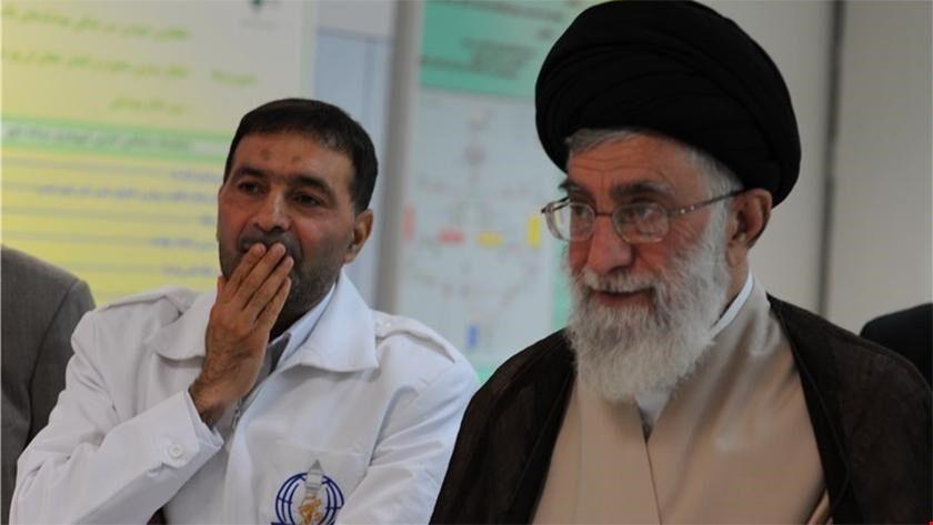 شهید تهرانی مقدم شبیه سردار دلها