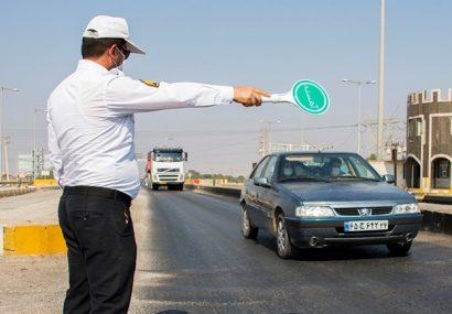 جریمه یک میلیونی خودروهای پلاک غیر بومی در استان همدان