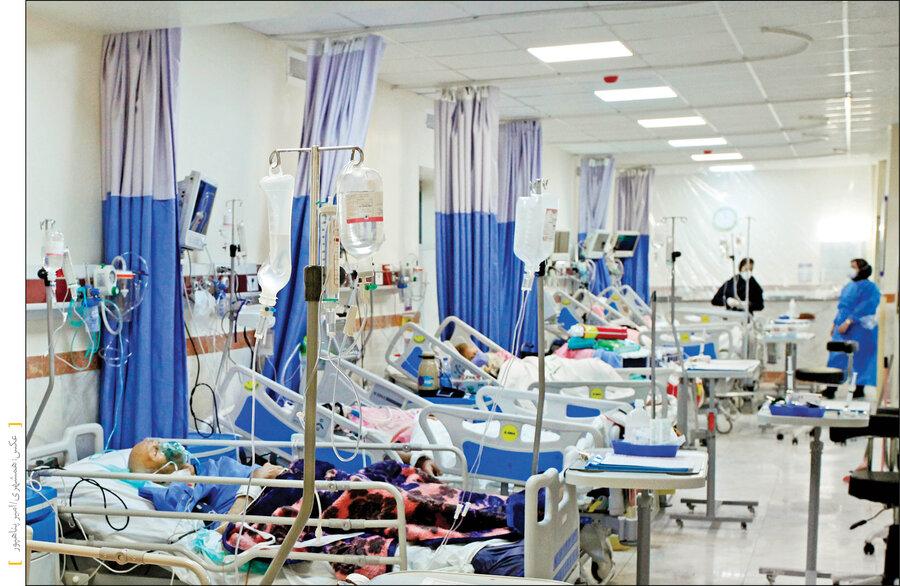 ۳۹۸ فوتی کرونا در شبانه روز گذشته/ شناسایی ۲۴۳۴۶ بیمار جدید