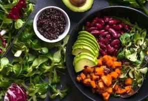 محافظت در برابر بیماریهای مزمن با رژیم غذایی گیاهی