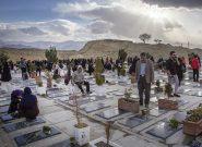 آرامستان همدان در روزهای پایانی سال تعطیل است