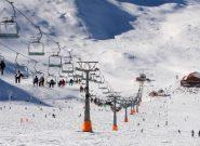 بازگشایی مسیر دسترسی پیست اسکی تاریک دره همدان