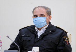 مرکز تعویض پلاک بعلت وضعیت قرمز کرونایی استان همدان تعطیل شد