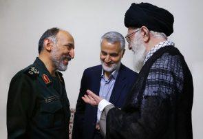 پیام تسلیت رهبر انقلاب اسلامی در پی درگذشت سردار سیدمحمد حجازی