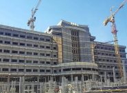 ۱۴۵ هزار مترمربع پروژه حوزه سلامت استان همدان درحال اجراست