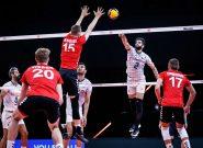 شکست نزدیک تیم ملی ایران برابر آلمان