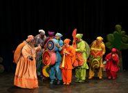 فراخوان بیست و هفتمین جشنواره بینالمللی تئاتر کودک در همدان
