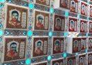 نخستین دیوارنگاره شهدا در همدان رونمایی شد