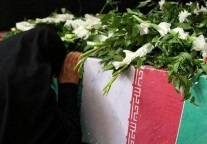 مادر شهیدان موسوی دعوت حق را لبیک گفت