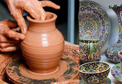 برگزاری ۲۳ دوره آموزشی هنرهای سنتی و صنایع دستی در استان همدان