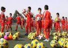 استعدادیابی ۷۰۰ نوآموز فوتبال
