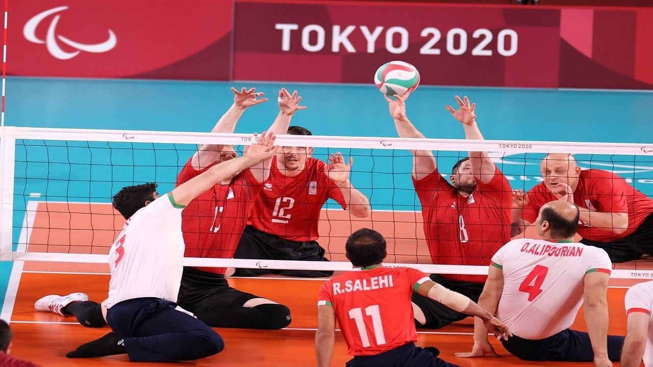 والیبال نشسته ایران قهرمان مسابقات پارالمپیک شد