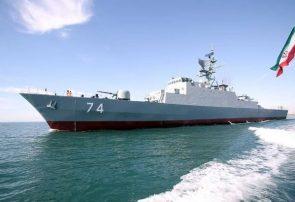 پیام فرمانده معظم کل قوا در پی بازگشت ناوگروه ۷۵ نیروی دریایی از دریانوردی پهنه اطلس