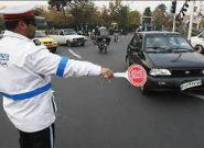 محدودیت های ترافیکی اربعین حسینی در همدان