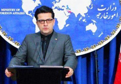 آمریکا به نفتکشهای ایرانی تعرض کند، اقدام متقابل میکنیم