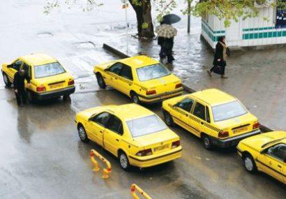 افزایش کرایه تاکسی همدان