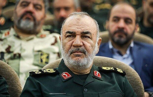 فرمانده کل سپاه شهادت دو تن از پاسداران مدافع حرم را تسلیت گفت