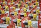 ۷۰۰ بسته مواد غذایی بین نیازمندان توزیع شد