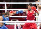 نخستین برد بوکس ایران در المپیک توکیو ۲۰۲۰