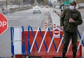 ساعت ۱۸ امروز آغاز ممنوعیت تردد به شهرهای قرمز و نارنجی