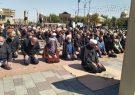 اقامه نماز ظهر اربعین به امامت نماینده ولی فقیه